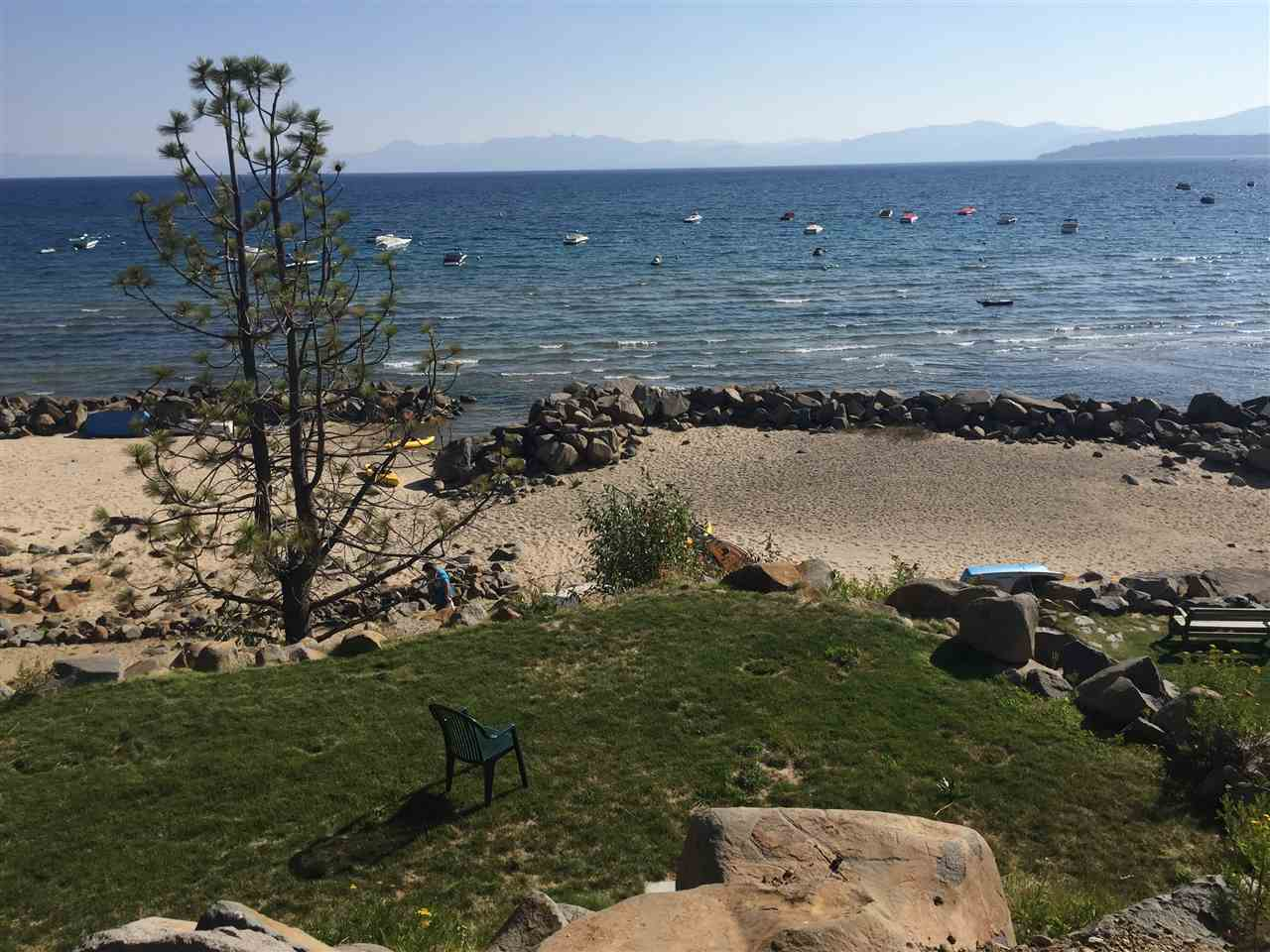 Condo / Townhouse for Active at 7610 North Lake Boulevard Tahoe Vista, California 96148 United States