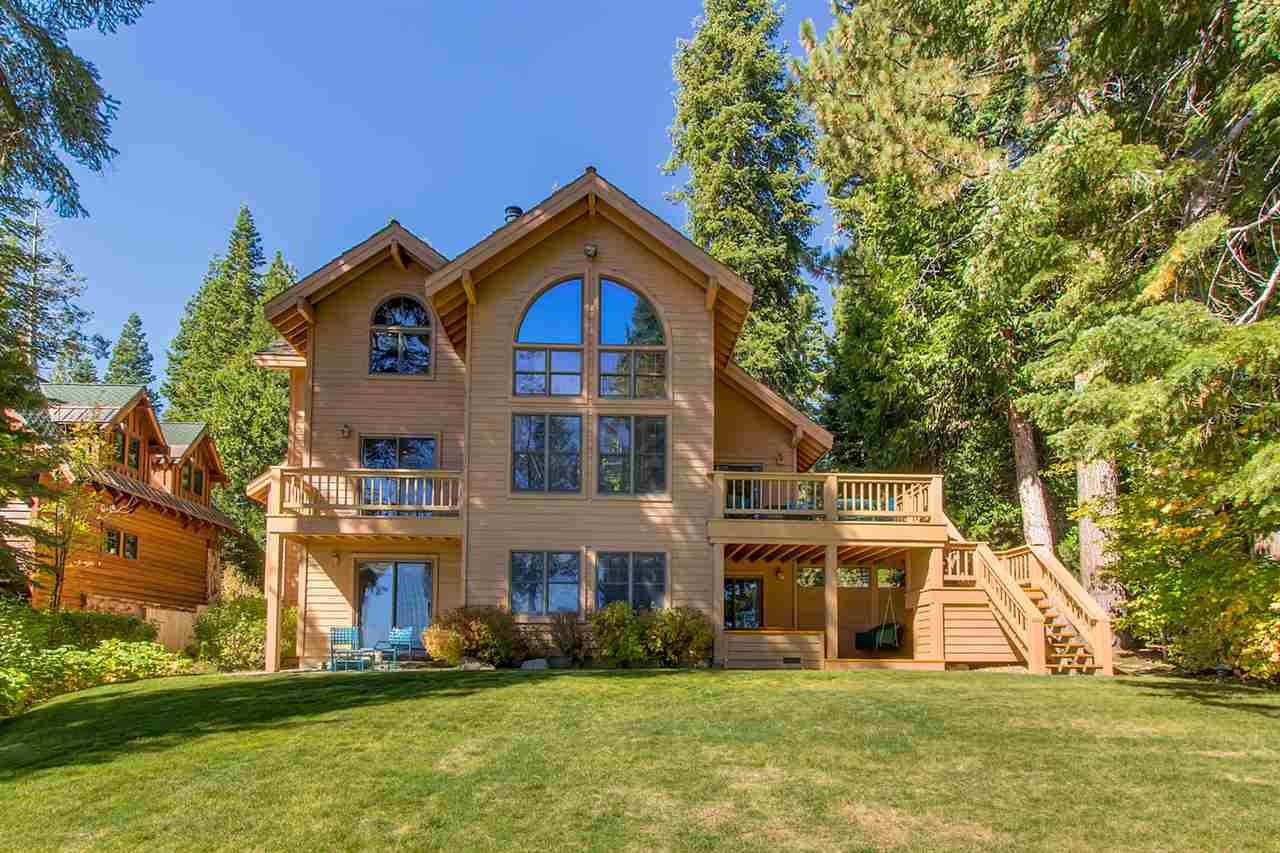 Single Family Home for Active at 628 Olympic Drive South Lake Tahoe, California 96145 United States