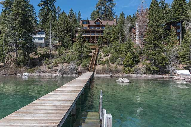 Additional photo for property listing at 3840 North Lake Boulevard 3840 North Lake Boulevard Carnelian Bay, California 96140 United States