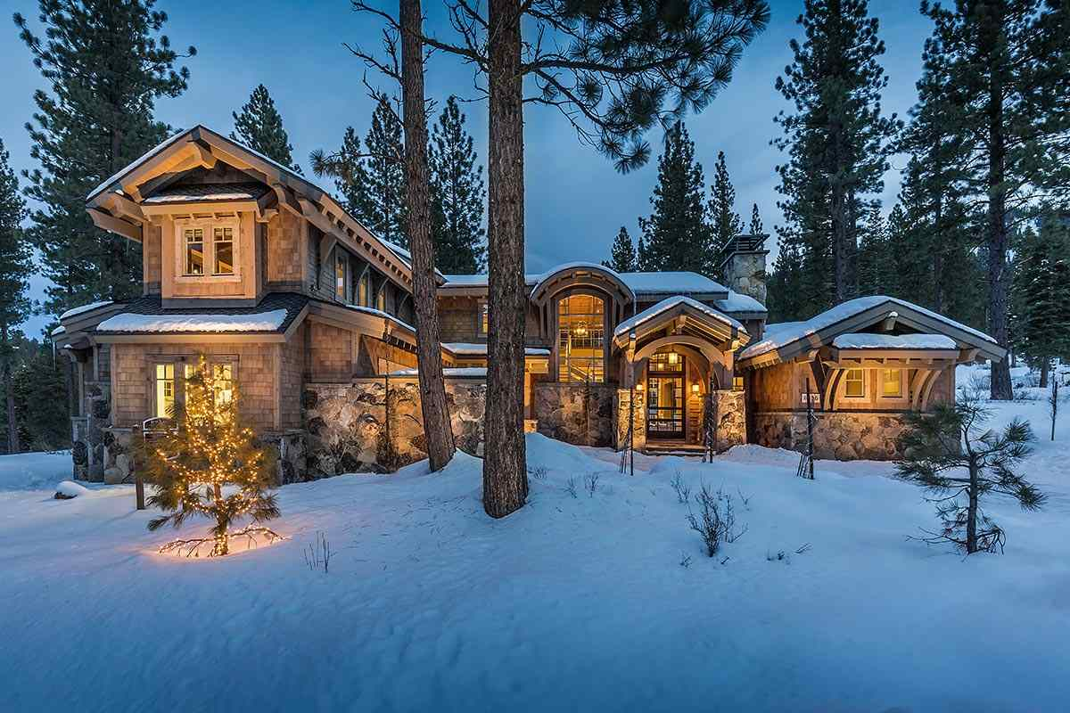 Single Family Home for Active at 8300 Kenarden Drive Martis Camp, Truckee, California United States