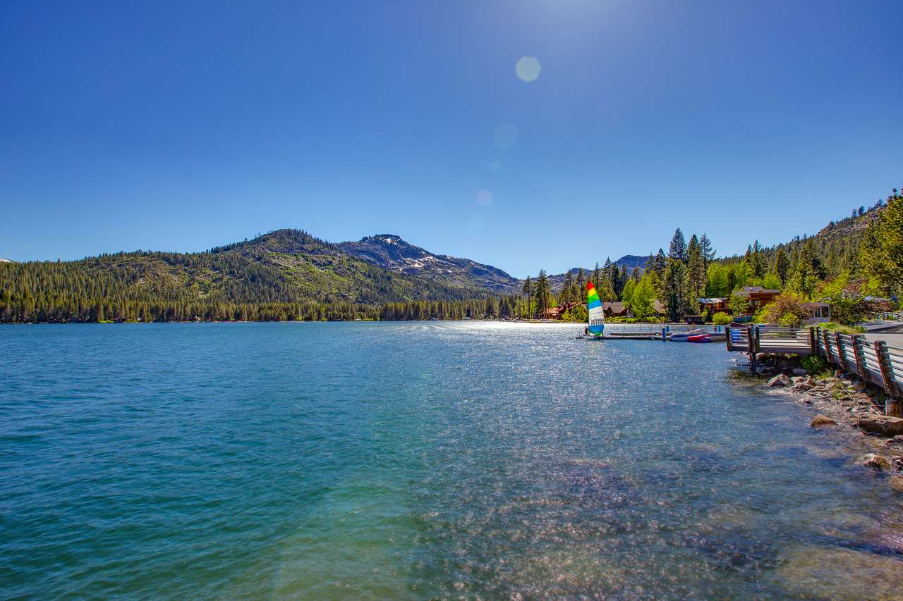 Condo / Townhouse for Active at 15458 Donner Pass Road Truckee, California 96161 United States