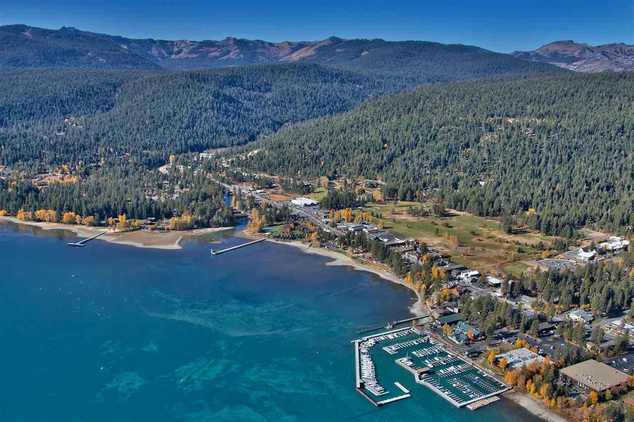 私人码头 为 销售 在 700 North Lake Boulevard 700 North Lake Boulevard 塔霍湖城, 加利福尼亚州 96145 美国