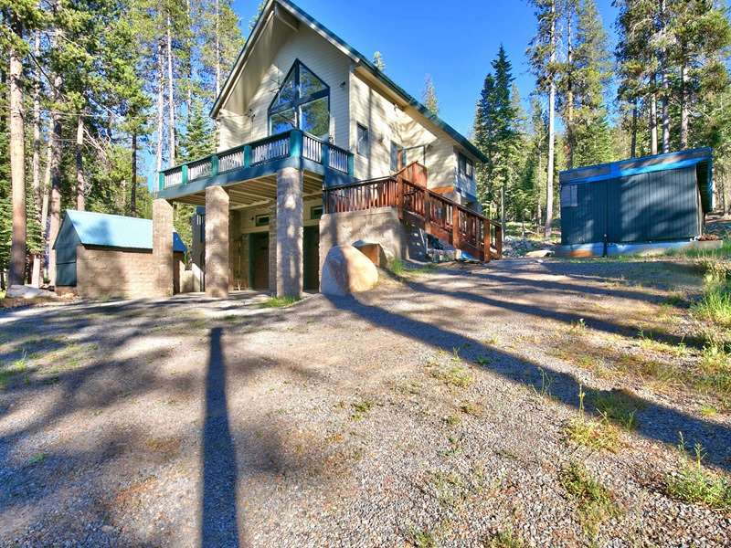 Single Family Home for Active at 51497 Donner Pass Road Soda Springs, California 95728 United States