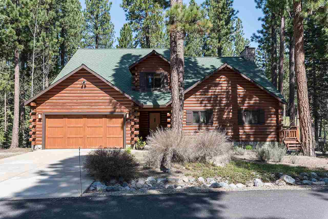 Casa Unifamiliar por un Venta en 182 Black Bear Trail Clio, California 96106 Estados Unidos