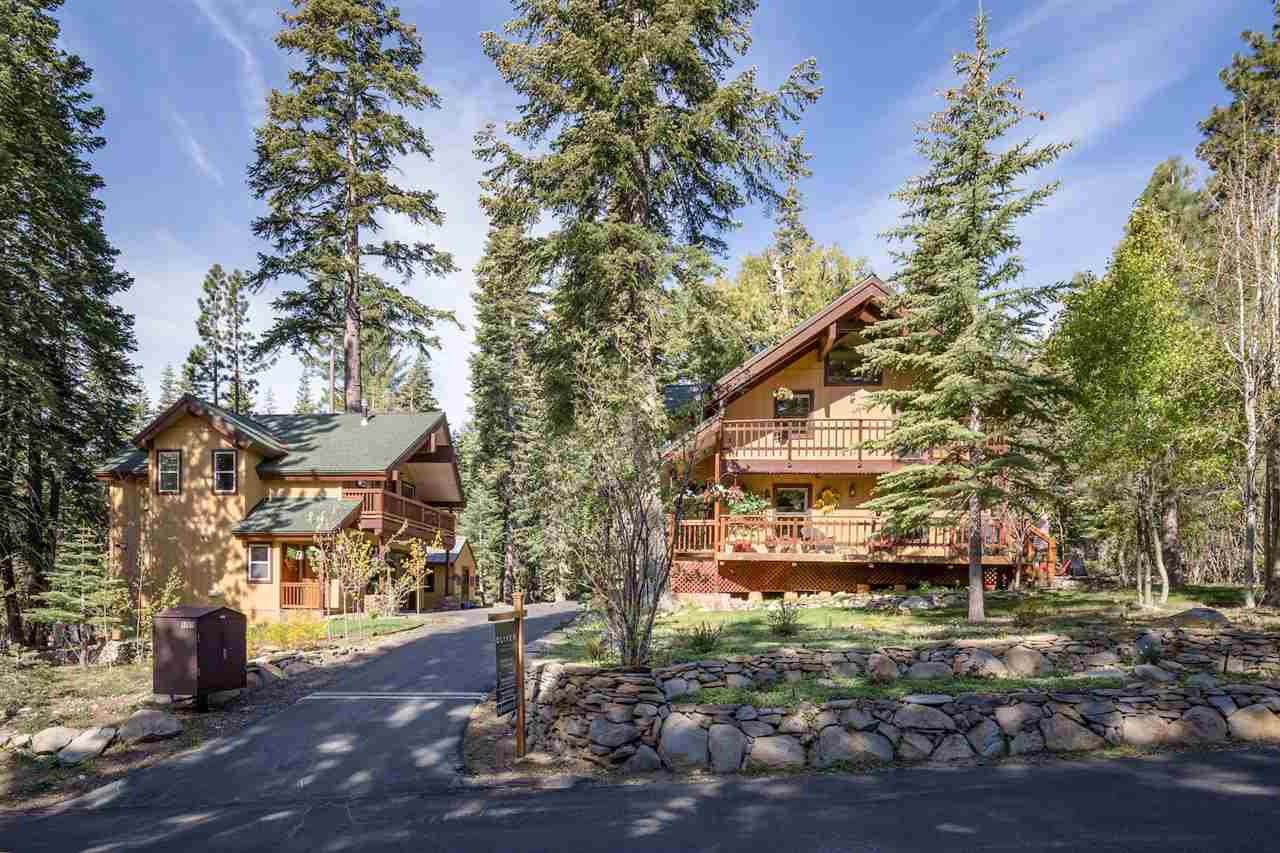 Single Family Home for Active at 4465 North Ridge Drive Ridgewood, Tahoe City, California United States
