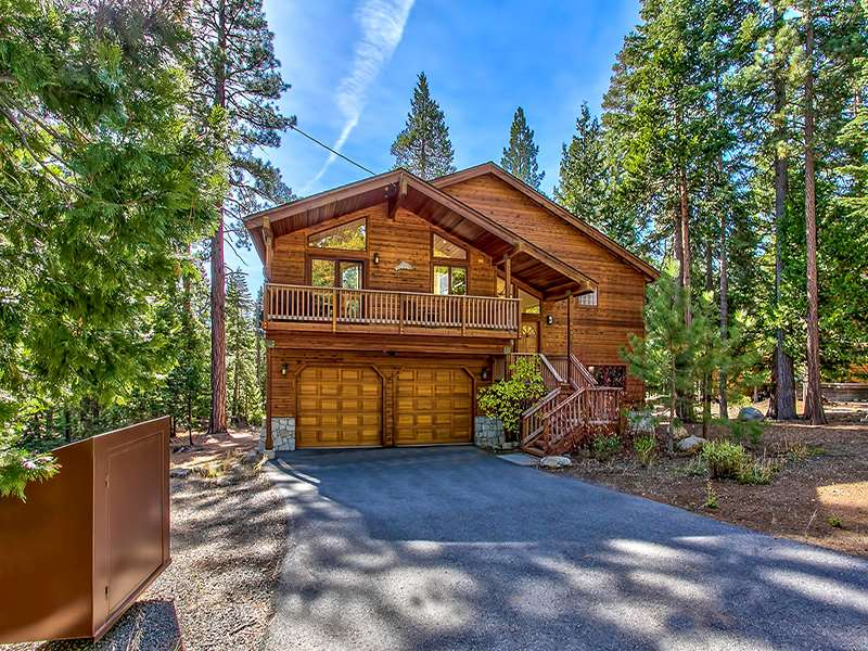 Single Family Home for Active at 6430 Wildwood Road Tahoe Vista, California 96148 United States