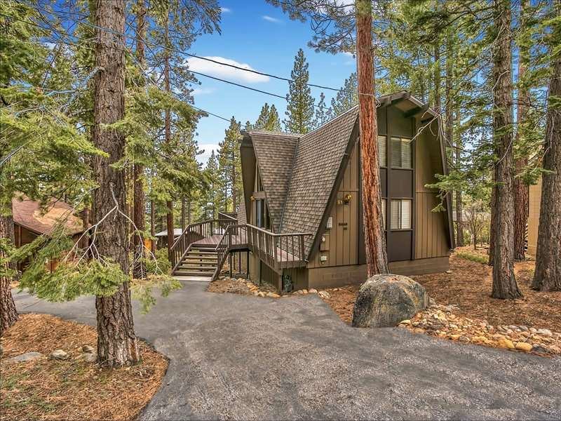 Single Family Home for Active at 91 Tahoma Avenue Tahoe City, California 96145 United States