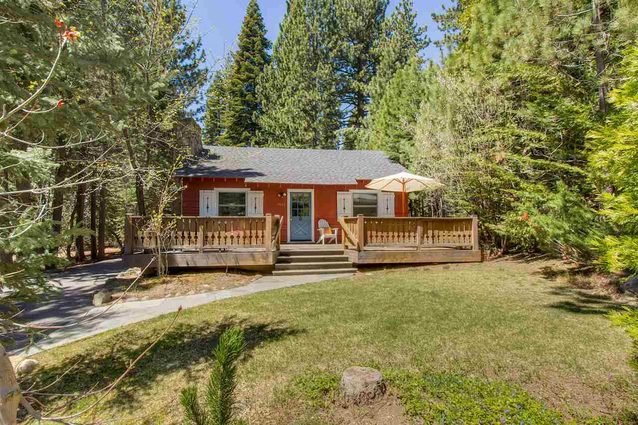 Single Family Home for Active at 1545 Sequoia Avenue Tahoe City, California 96145 United States
