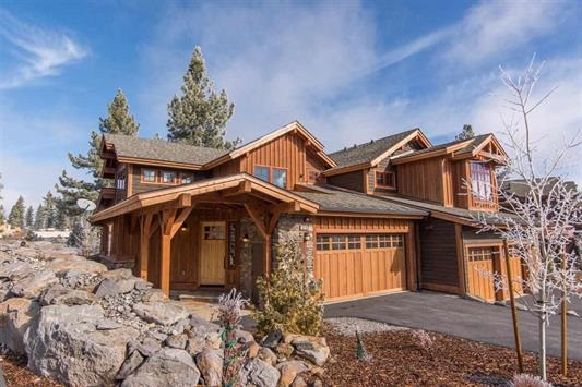Condo / Townhouse for Active at 10236 Valmont Trail Truckee, California 96161 United States