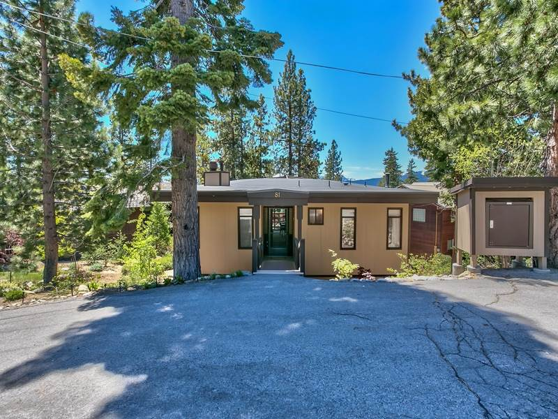 Single Family Home for Active at 81 Observation Drive Tahoe City, California 96145 United States