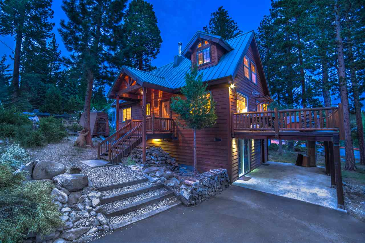 Single Family Home for Active at 200 Estates Drive Tahoe Vista, California 96148 United States