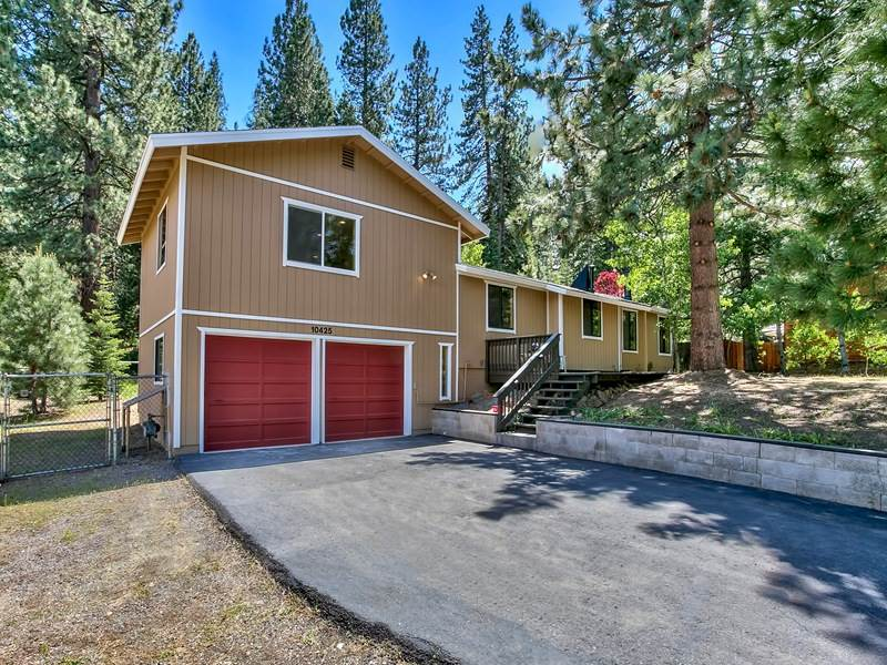 Casa Unifamiliar por un Venta en 10425 Martis Valley Road 10425 Martis Valley Road Truckee, California 96161 Estados Unidos