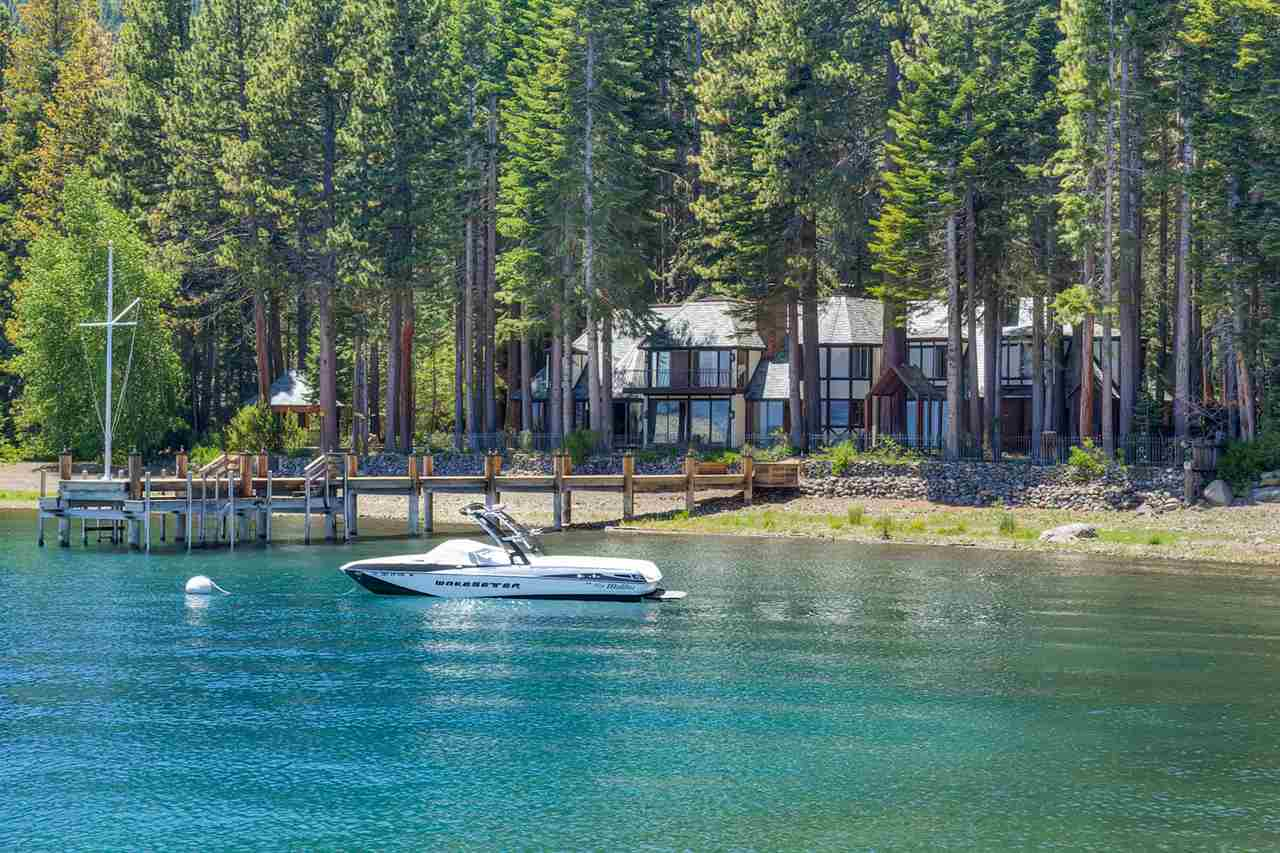 Single Family Home for Active at 4250 West Lake Boulevard South Lake Tahoe, California 96141 United States