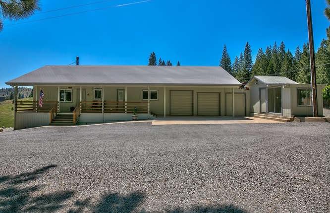 Casa Unifamiliar por un Venta en 3427 Chipmunk Lane 3427 Chipmunk Lane Portola, California 96122 Estados Unidos