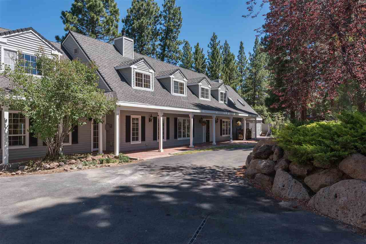 Single Family Home for Active at 12929 Filly Lane Truckee, California 96161 United States