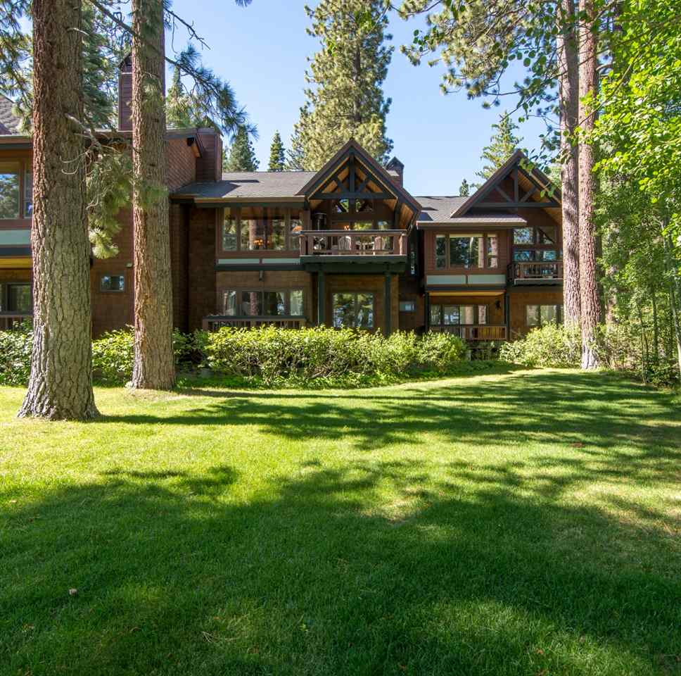 Lake Tahoe Luxury Homes: 6400 WEST LAKE BOULEVARD #41, TAHOMA, CA 96142