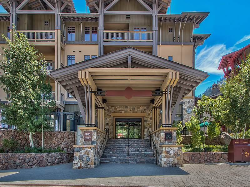 Condo / Townhouse for Active at 1985 Squaw Valley Road 1985 Squaw Valley Road Olympic Valley, California 96146 United States