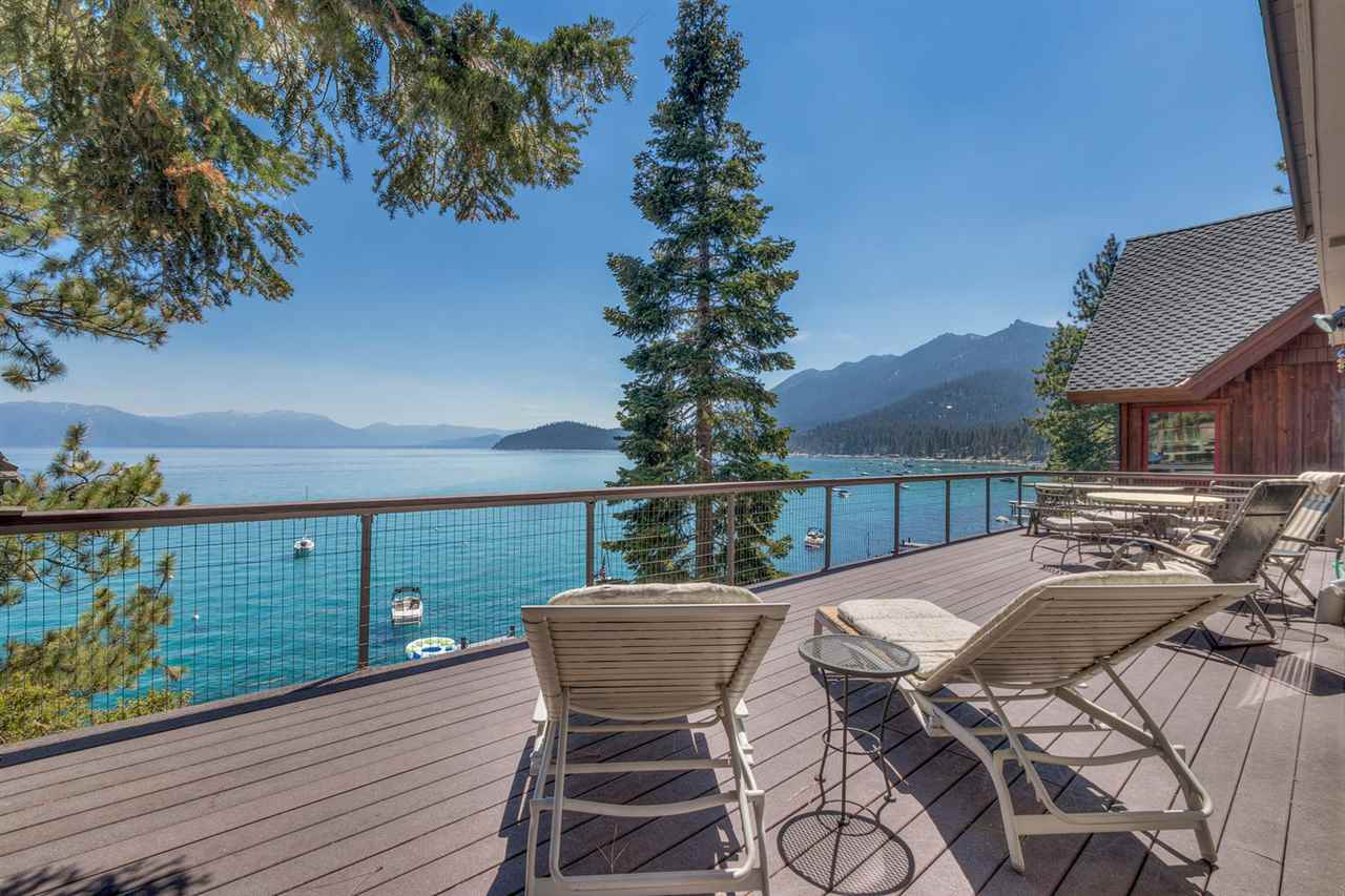 Single Family Home for Sale at 8365 Meeks Bay Avenue Meeks Bay, California,96142 United States