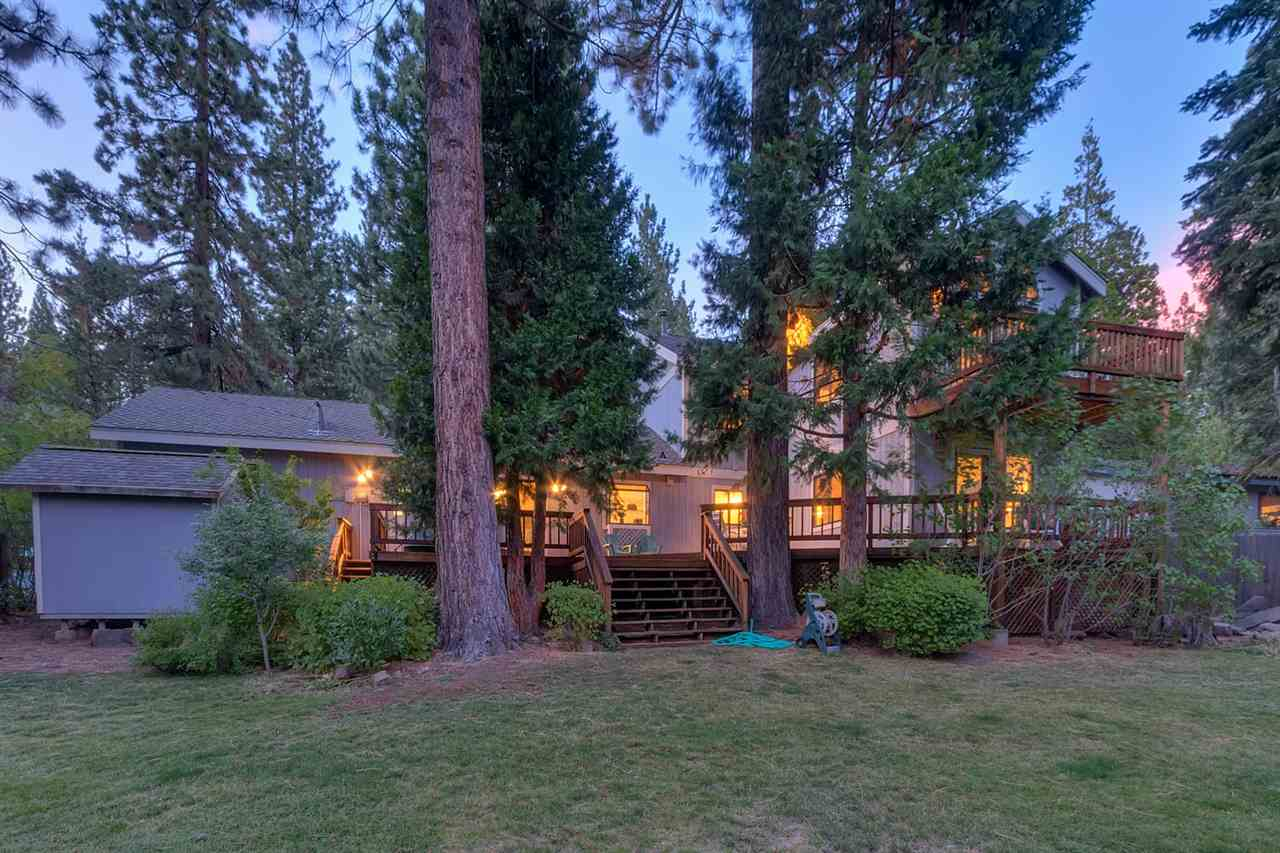 Single Family Home for Active at 3090 Martin Drive Tahoe City, California 96145 United States