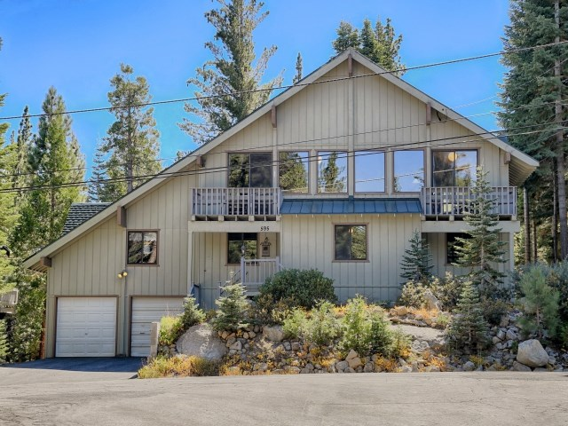 Additional photo for property listing at 595 Grouse Drive  Homewood, California 96141 Estados Unidos