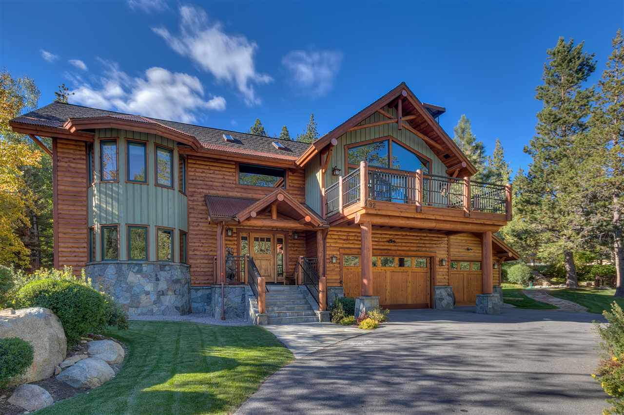 Single Family Home for Active at 92 Winding Creek Road Olympic Valley, California 96146 United States