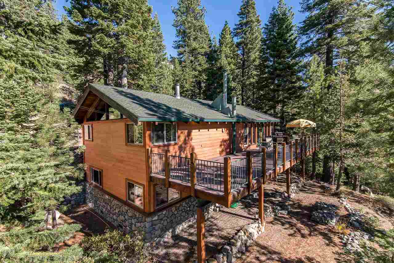 Single Family Home for Active at 1659 Alpine Meadows Road Tahoe City, California 96146 United States