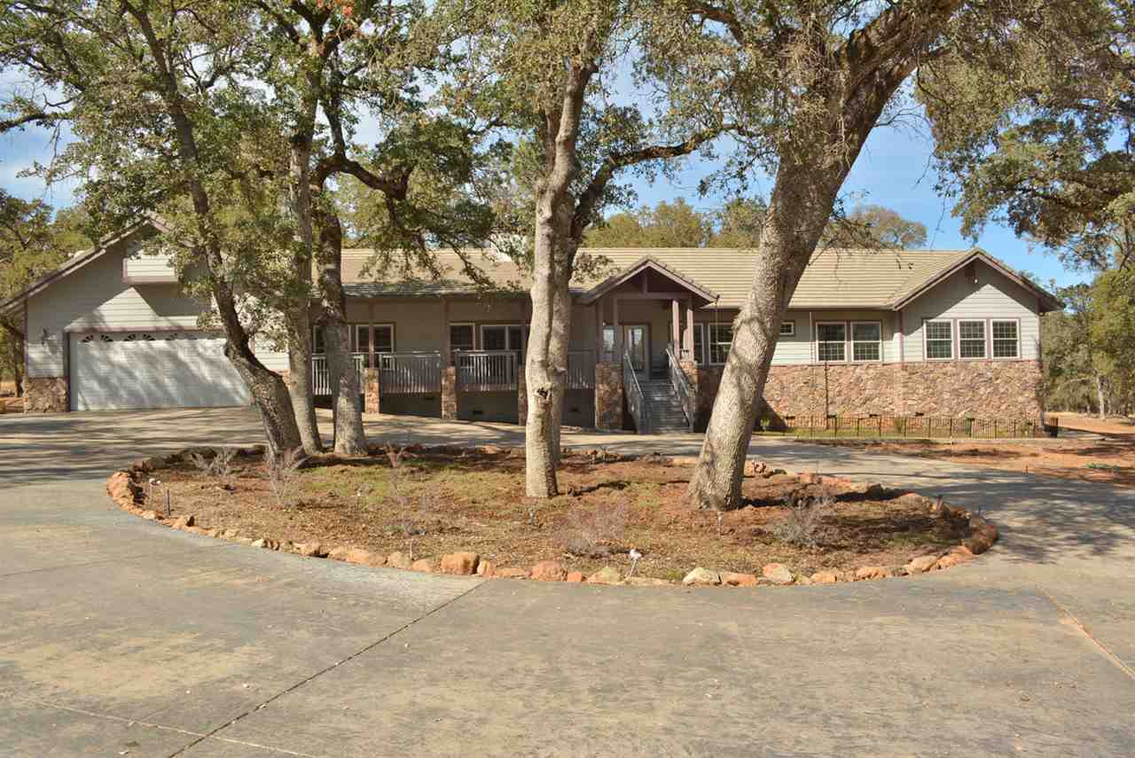 Single Family Home for Active at 18636 Tanglewood Hollow Way Grass Valley, California 95949 United States