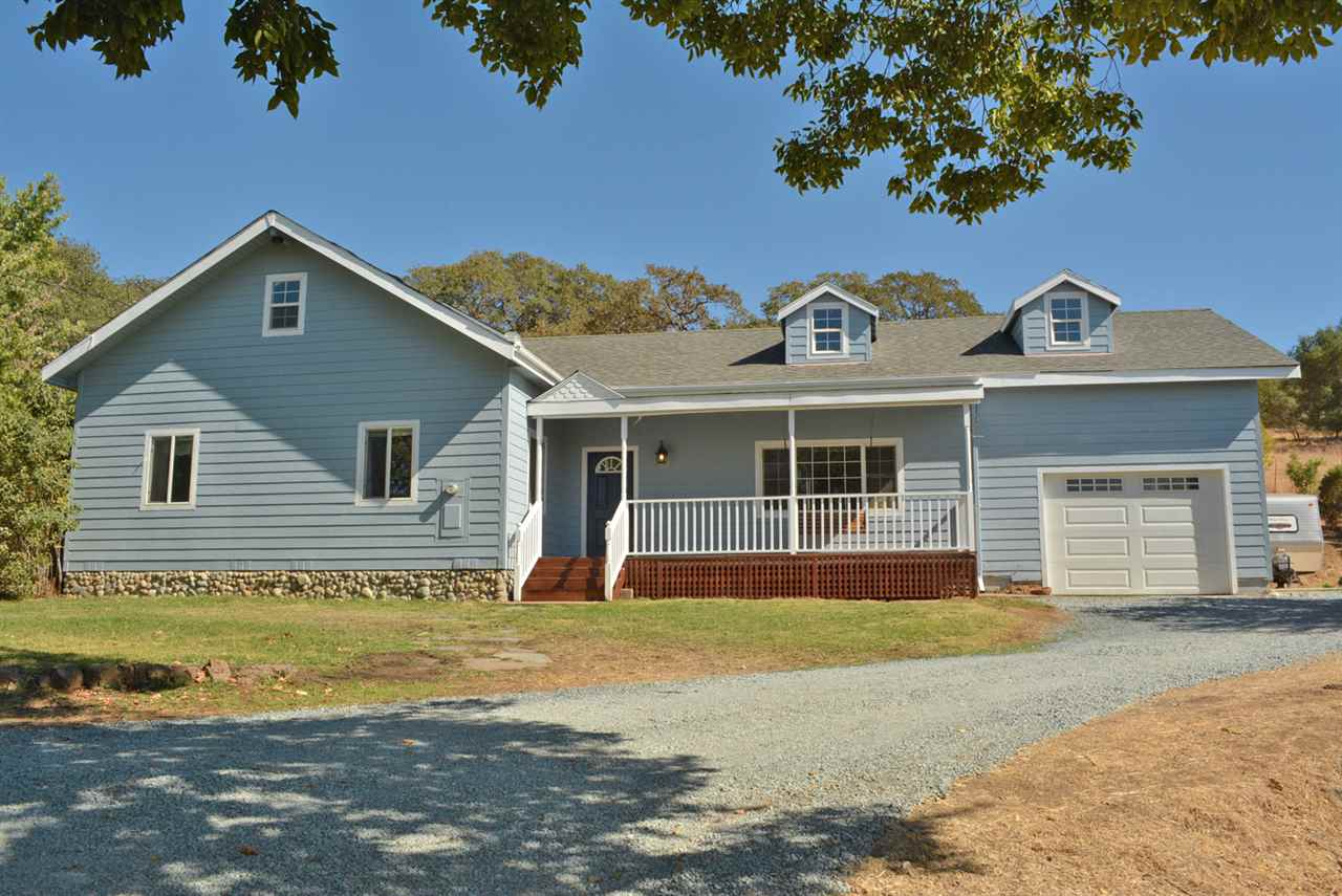 Single Family Home for Active at 18273 Bald Hill Road Grass Valley, California United States
