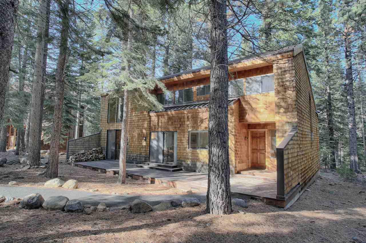 Casa Unifamiliar por un Venta en 852 Beaver Pond Truckee, California 96161 Estados Unidos
