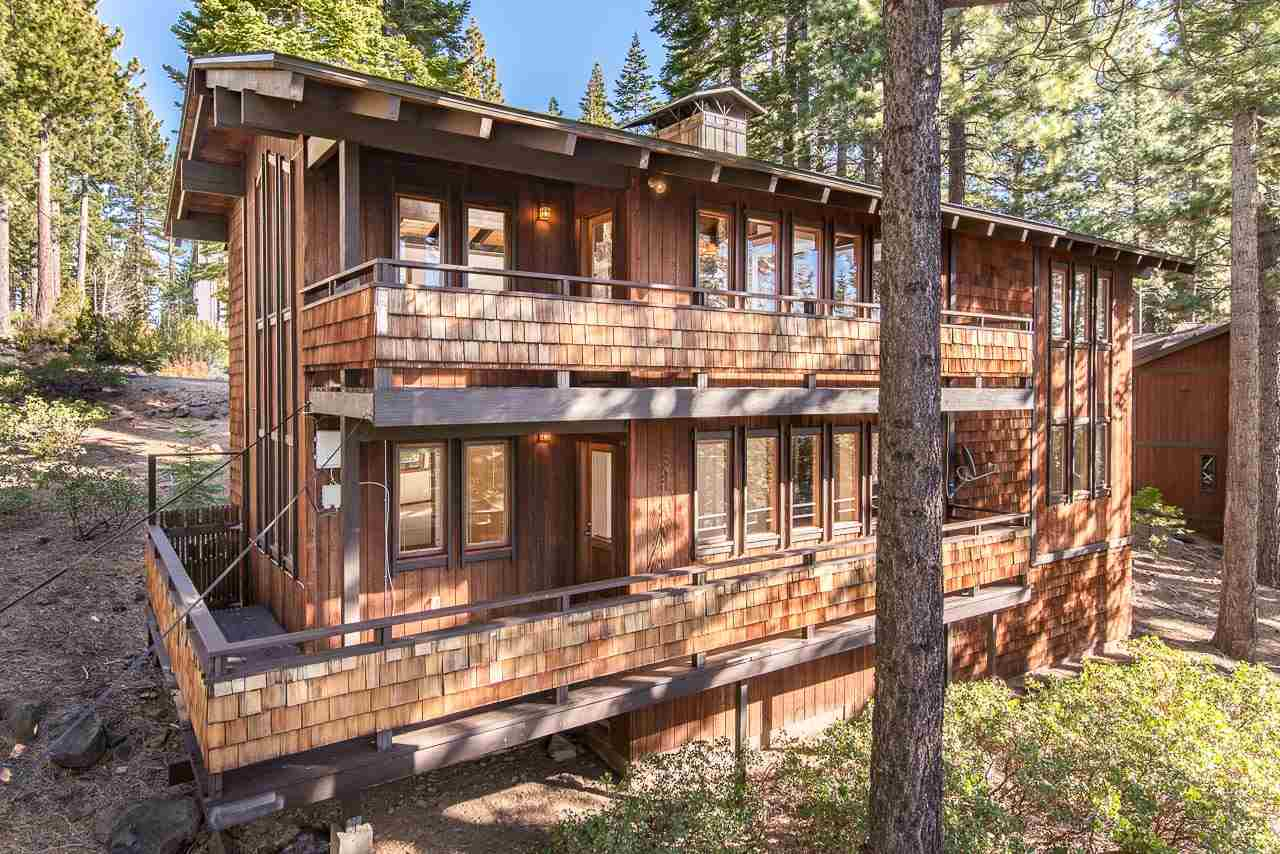 Single Family Home for Active at 3080 Cedarwood Drive Tahoe City, California 96145 United States