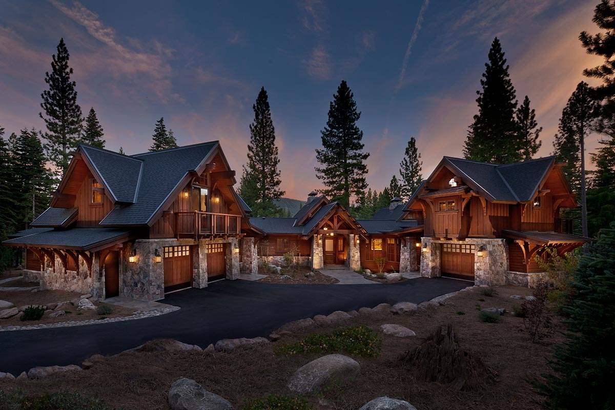 Single Family Home for Active at 10897 Olana Drive Truckee, California 96161 United States