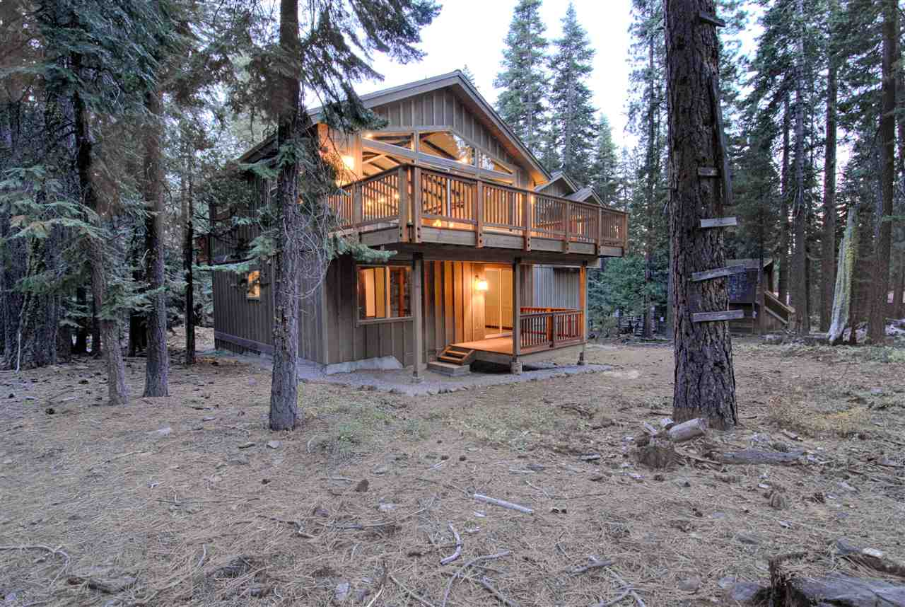 Single Family Home for Active at 6415 Wildwood Road Tahoe Vista, California 96148 United States