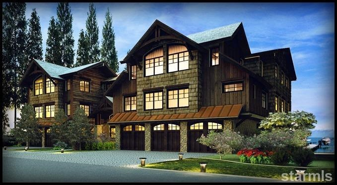 Casa Unifamiliar por un Venta en 969 Lakeview Avenue 969 Lakeview Avenue South Lake Tahoe, California 96150 Estados Unidos