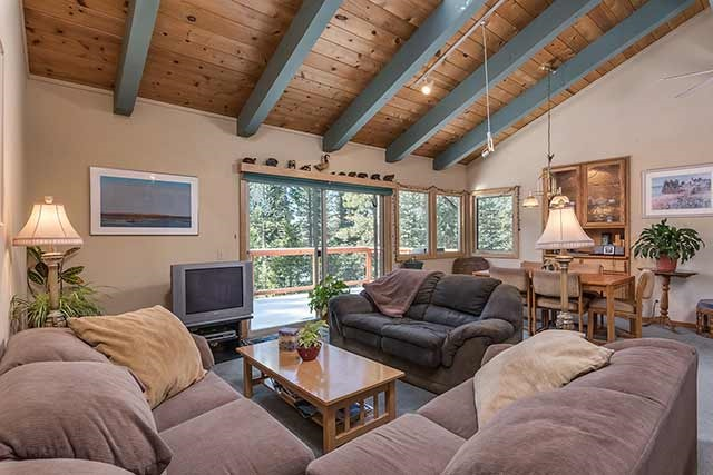 Single Family Home for Active at 3160 Polaris Road Tahoe City, California 96145 United States
