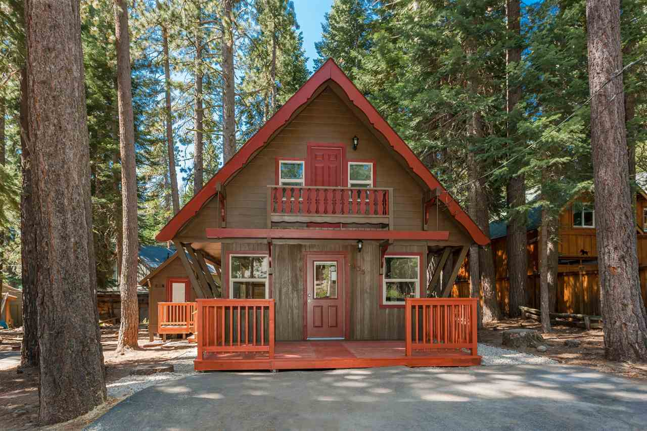 Single Family Home for Active at 635 Pineland Drive Tahoe City, California 96145 United States