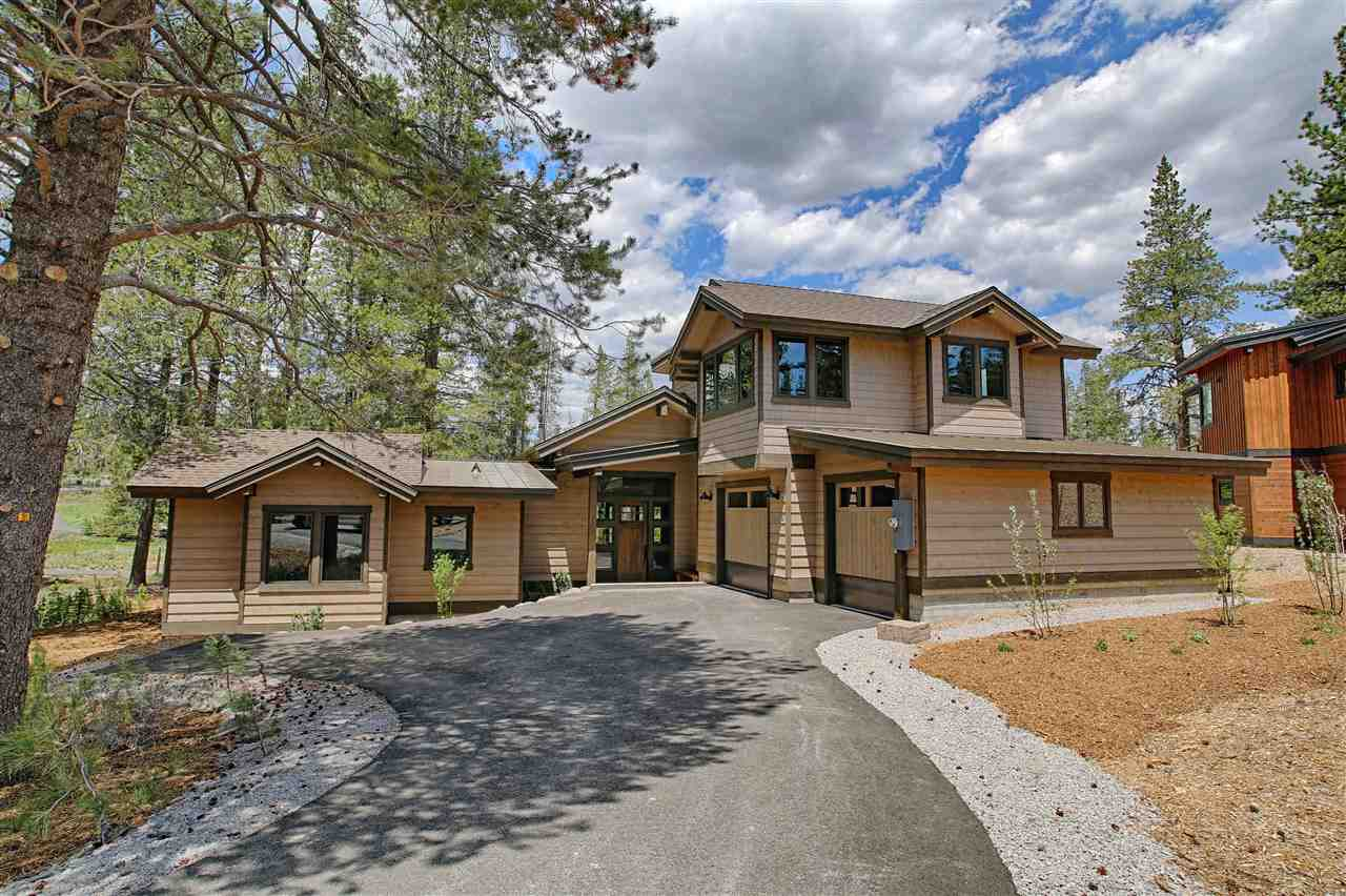 Single Family Home for Active at 11430 Henness Road Truckee, California 96161 United States