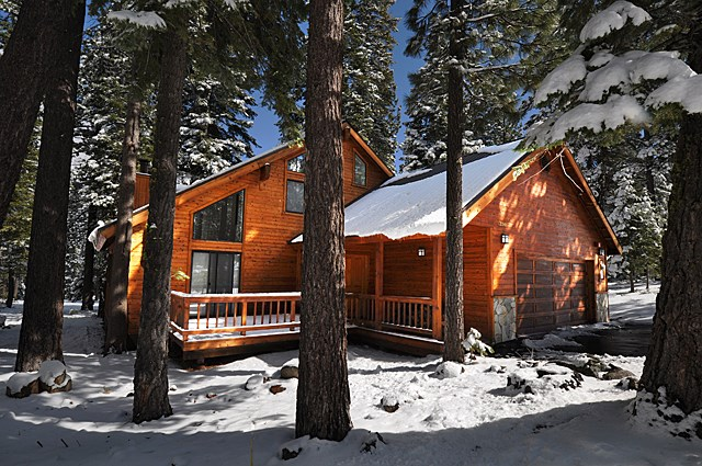 Single Family Home for Active at 12248 Muhlebach Way Truckee, California 96161 United States