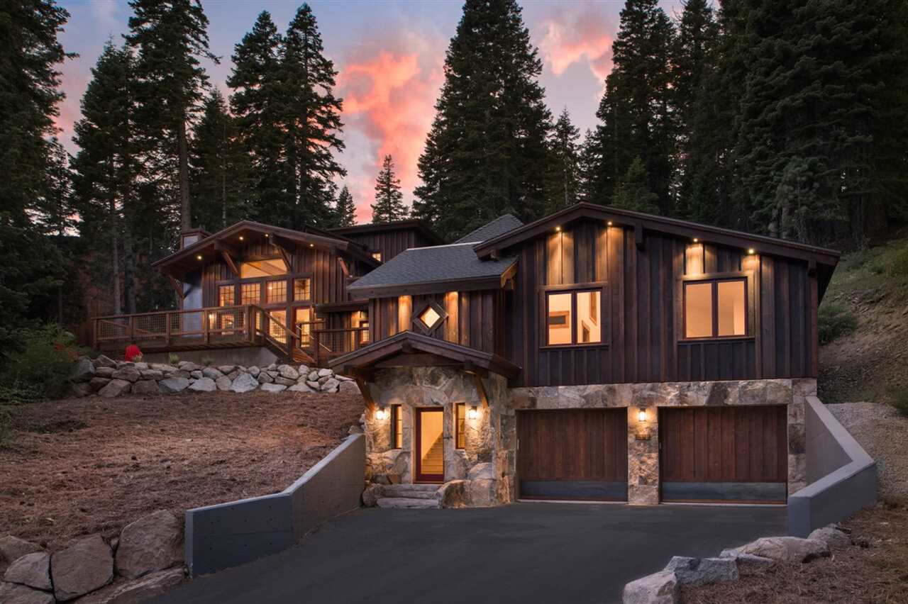 Single Family Home for Active at 1572 Zurs Court Tahoe City, California 96146 United States