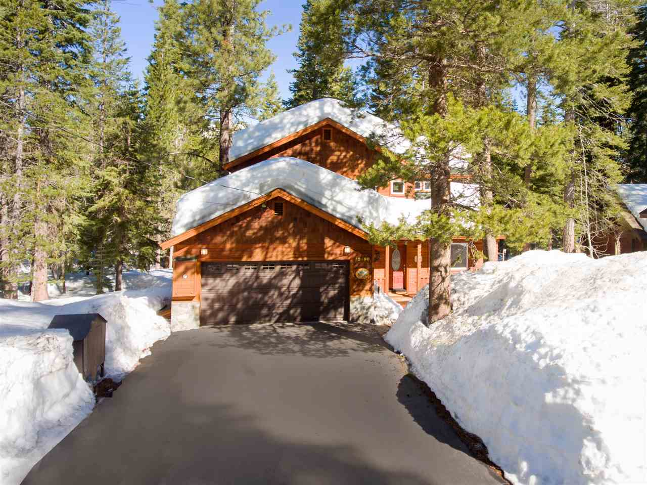 Single Family Home for Active at 12690 Saint Bernard Drive Truckee, California 96161 United States