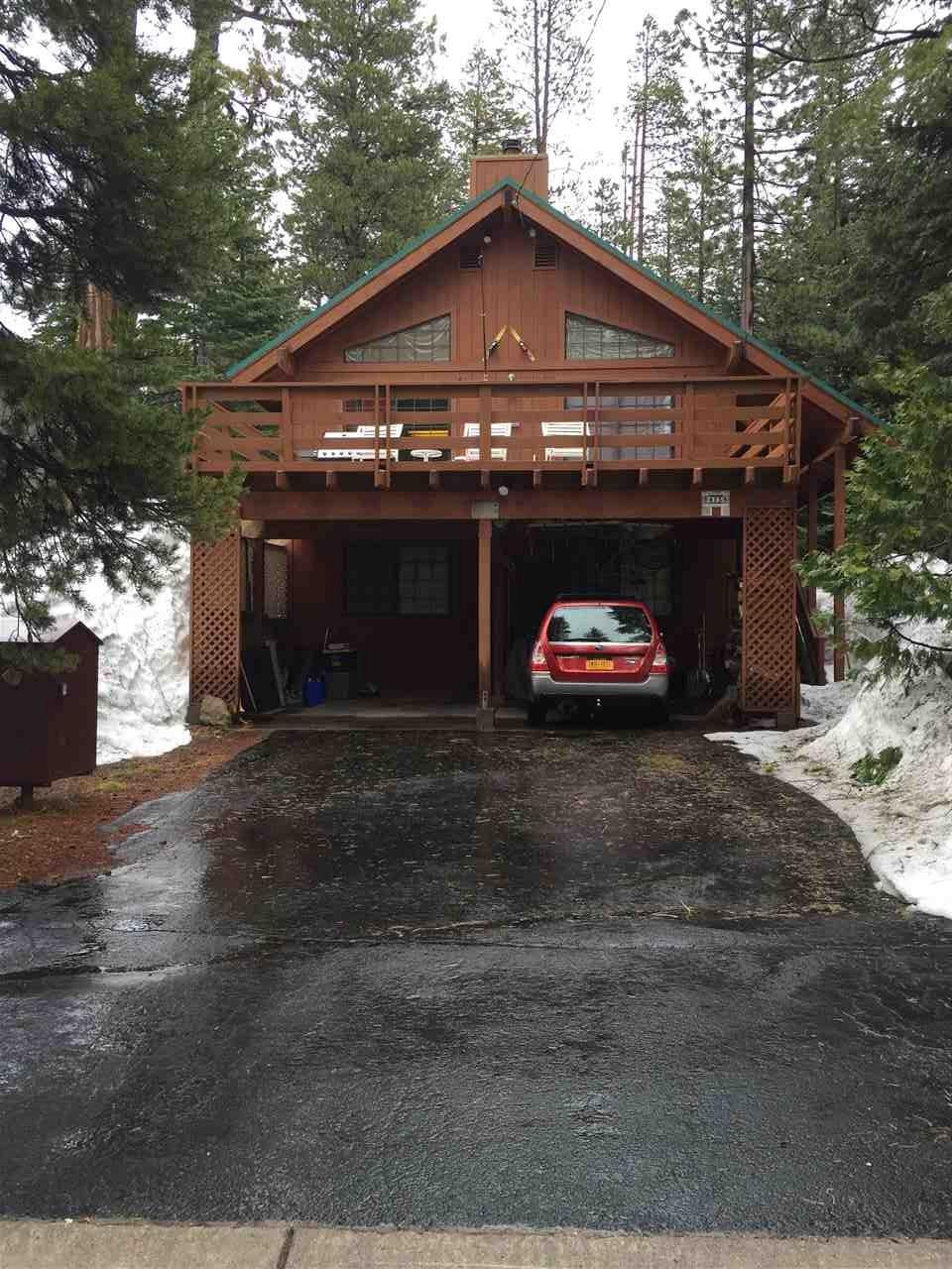 Casa Unifamiliar por un Venta en 415 Deer Avenue Tahoma, California 96141 Estados Unidos