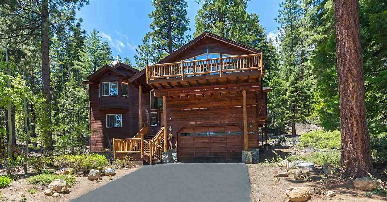 Casa Unifamiliar por un Venta en 699 Mountain Circle Tahoe Vista, California 96148 Estados Unidos