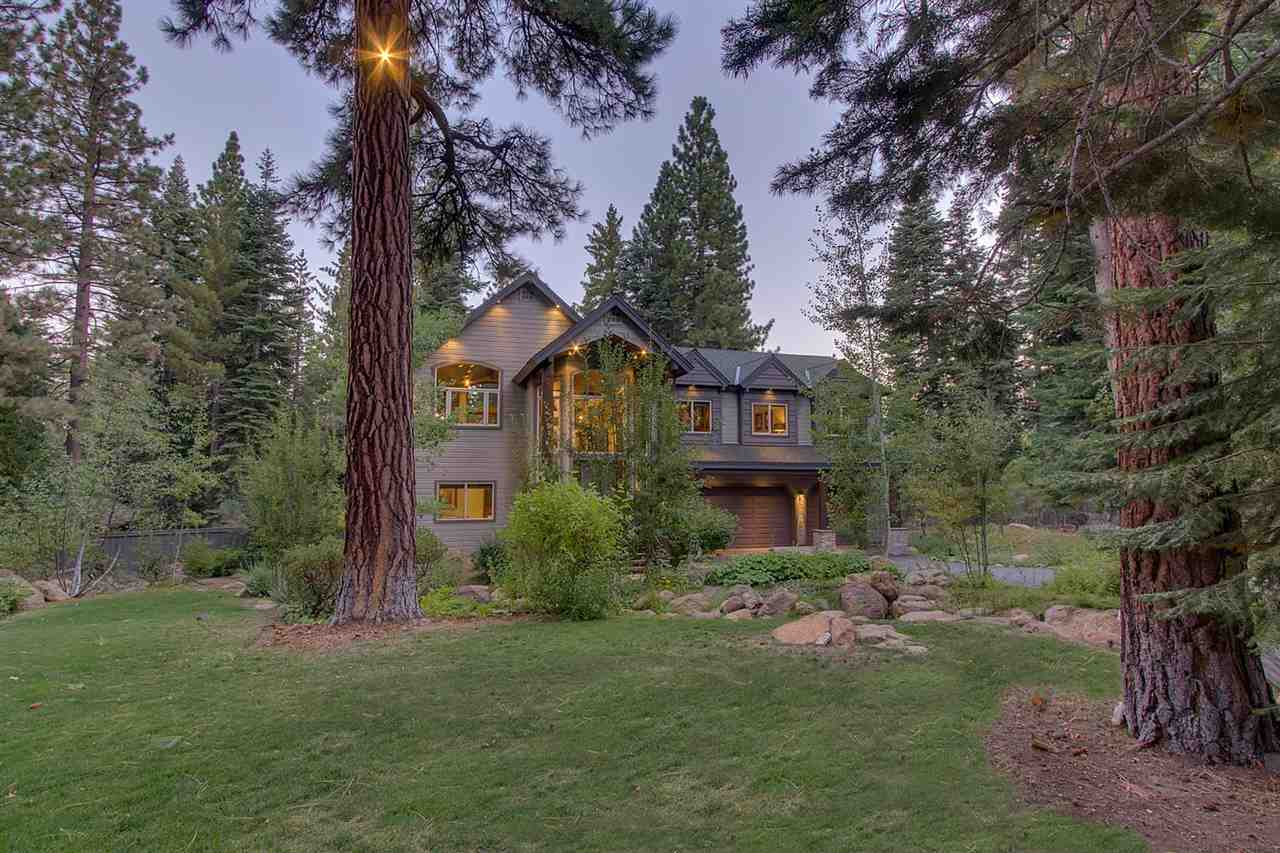 Single Family Home for Active at 3310 Polaris Drive Tahoe City, California 96145 United States