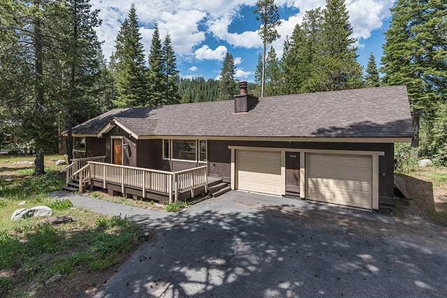 Casa Unifamiliar por un Venta en 360 Squaw Valley Road Olympic Valley, California 96146 Estados Unidos