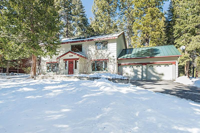Single Family Home for Active at 3185 Cedarwood Drive Tahoe City, California 96145 United States