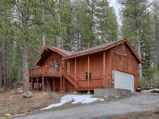 Single Family Home for Active at 10244 Somerset Drive Truckee, California 96161 United States