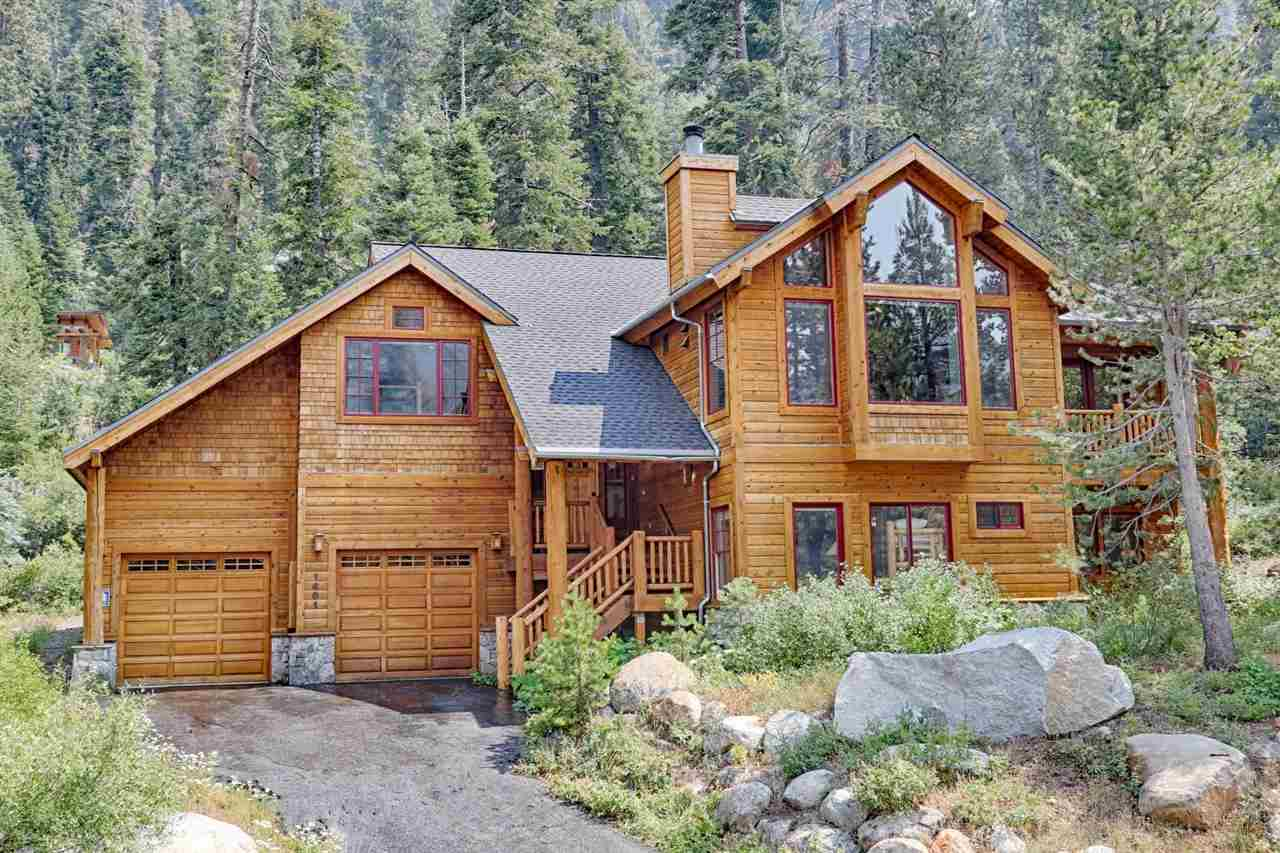 Single Family Home for Active at 1401 Pine Trail Tahoe City, California United States