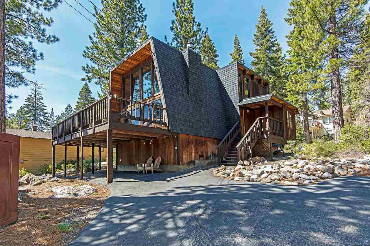 Single Family Home for Active at 108 Mammoth Drive 108 Mammoth Drive Tahoe City, California 96145 United States