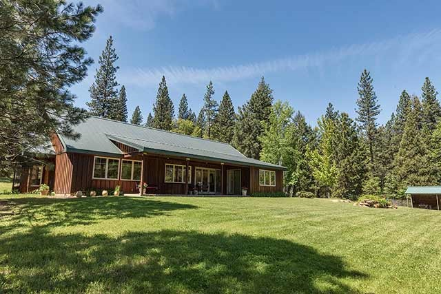 Casa Unifamiliar por un Venta en 1428 La Porte Road Lake Almanor, California 95971 Estados Unidos