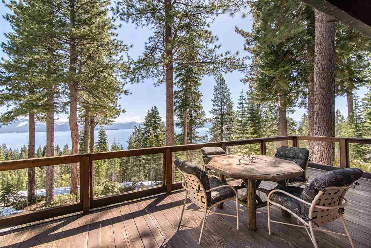 Single Family Home for Active at 202 Edgewood Drive Tahoe City, California 96145 United States