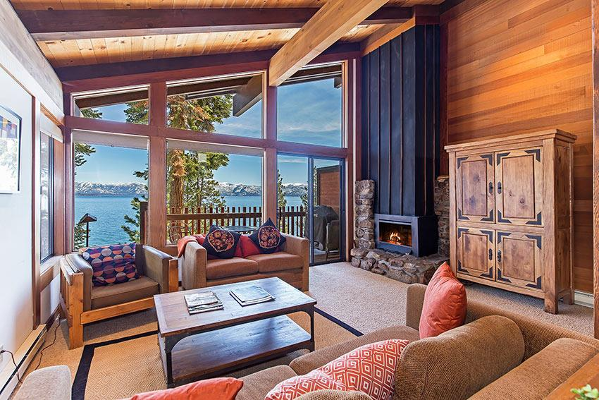 Additional photo for property listing at 3600 North Lake Boulevard  Tahoe City, Californie,96145 États-Unis